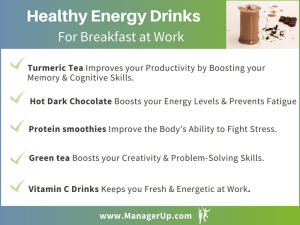 healthy drinks for breakfast